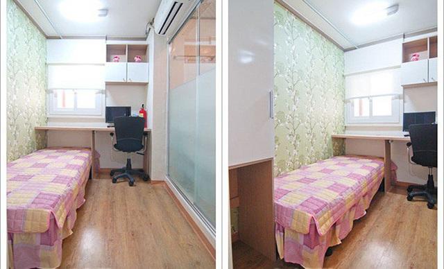 Những căn phòng tí hon chỉ 3 - 6m² nhưng chẳng thiếu thứ gì ở Hàn Quốc và Nhật Bản: Xu hướng thiết thực và được ưa chuộng của giới trẻ - Ảnh 6.