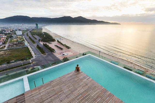 Đà Nẵng: 4 khách sạn 4-5 sao có bể bơi vô cực, view biển cực đẹp chỉ có giá dưới 3 triệu/đêm - Ảnh 8.