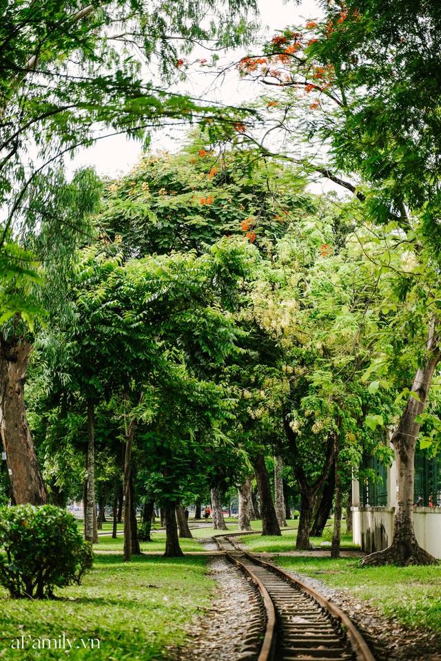 Cầm 4.000 đồng đổi lấy 1 ngày tham quan công viên Thống Nhất, nơi mà người Hà Nội đang dần lãng quên và phát hiện bên trong có nhiều thứ xưa nay đâu có ngờ - Ảnh 12.