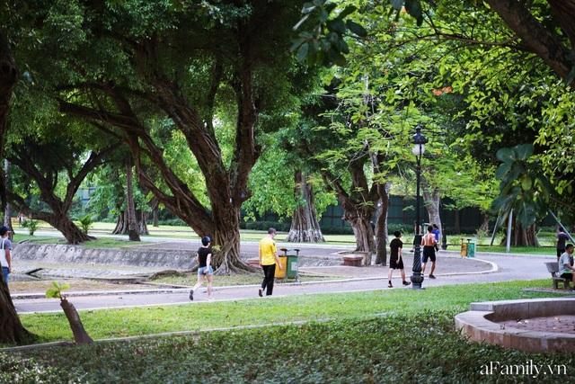 Cầm 4.000 đồng đổi lấy 1 ngày tham quan công viên Thống Nhất, nơi mà người Hà Nội đang dần lãng quên và phát hiện bên trong có nhiều thứ xưa nay đâu có ngờ - Ảnh 16.