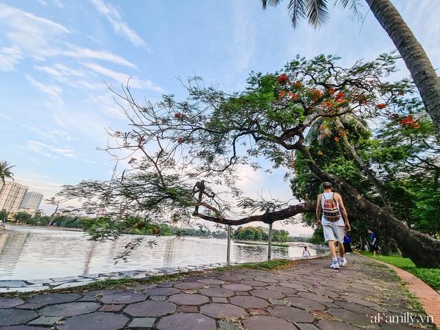 Cầm 4.000 đồng đổi lấy 1 ngày tham quan công viên Thống Nhất, nơi mà người Hà Nội đang dần lãng quên và phát hiện bên trong có nhiều thứ xưa nay đâu có ngờ - Ảnh 17.