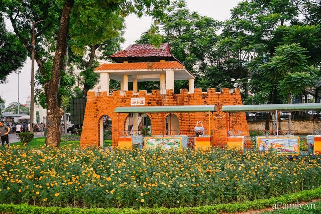 Cầm 4.000 đồng đổi lấy 1 ngày tham quan công viên Thống Nhất, nơi mà người Hà Nội đang dần lãng quên và phát hiện bên trong có nhiều thứ xưa nay đâu có ngờ - Ảnh 18.