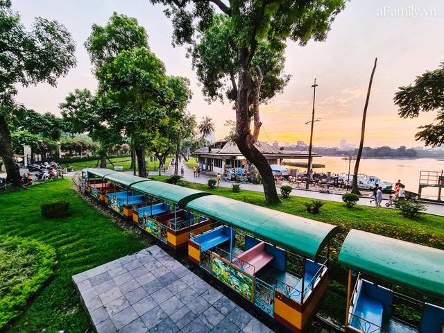 Cầm 4.000 đồng đổi lấy 1 ngày tham quan công viên Thống Nhất, nơi mà người Hà Nội đang dần lãng quên và phát hiện bên trong có nhiều thứ xưa nay đâu có ngờ - Ảnh 19.
