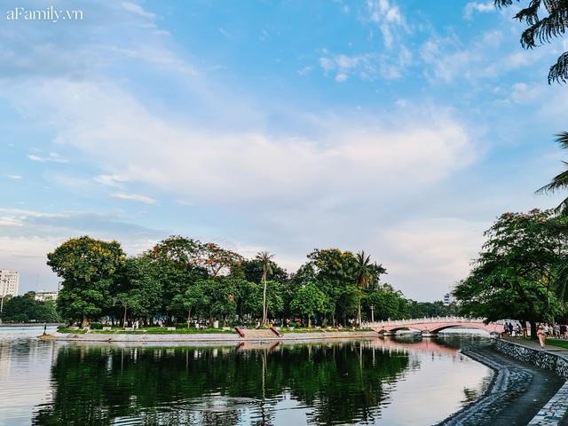 Cầm 4.000 đồng đổi lấy 1 ngày tham quan công viên Thống Nhất, nơi mà người Hà Nội đang dần lãng quên và phát hiện bên trong có nhiều thứ xưa nay đâu có ngờ - Ảnh 21.