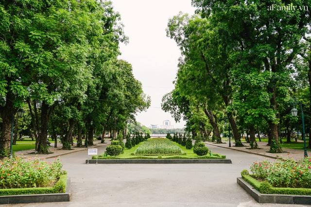 Cầm 4.000 đồng đổi lấy 1 ngày tham quan công viên Thống Nhất, nơi mà người Hà Nội đang dần lãng quên và phát hiện bên trong có nhiều thứ xưa nay đâu có ngờ - Ảnh 3.