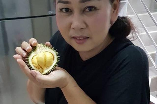 Thực hư sầu riêng Thái Lan nằm gọn trong lòng bàn tay, múi dày siêu ngon 50.000 đồng/quả - Ảnh 3.