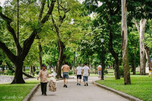 Cầm 4.000 đồng đổi lấy 1 ngày tham quan công viên Thống Nhất, nơi mà người Hà Nội đang dần lãng quên và phát hiện bên trong có nhiều thứ xưa nay đâu có ngờ - Ảnh 24.