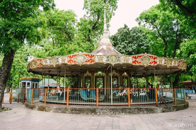 Cầm 4.000 đồng đổi lấy 1 ngày tham quan công viên Thống Nhất, nơi mà người Hà Nội đang dần lãng quên và phát hiện bên trong có nhiều thứ xưa nay đâu có ngờ - Ảnh 27.