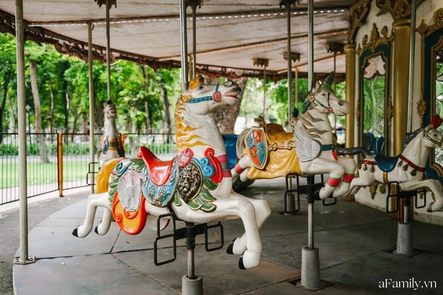 Cầm 4.000 đồng đổi lấy 1 ngày tham quan công viên Thống Nhất, nơi mà người Hà Nội đang dần lãng quên và phát hiện bên trong có nhiều thứ xưa nay đâu có ngờ - Ảnh 28.