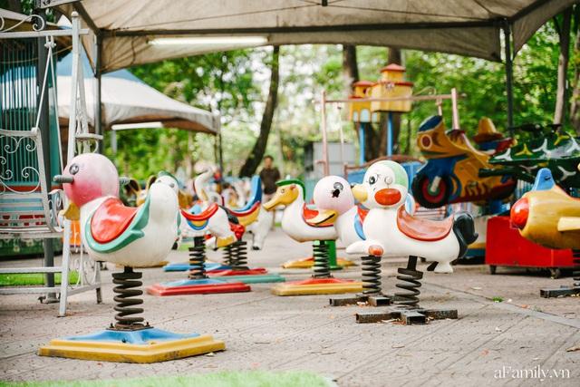 Cầm 4.000 đồng đổi lấy 1 ngày tham quan công viên Thống Nhất, nơi mà người Hà Nội đang dần lãng quên và phát hiện bên trong có nhiều thứ xưa nay đâu có ngờ - Ảnh 29.