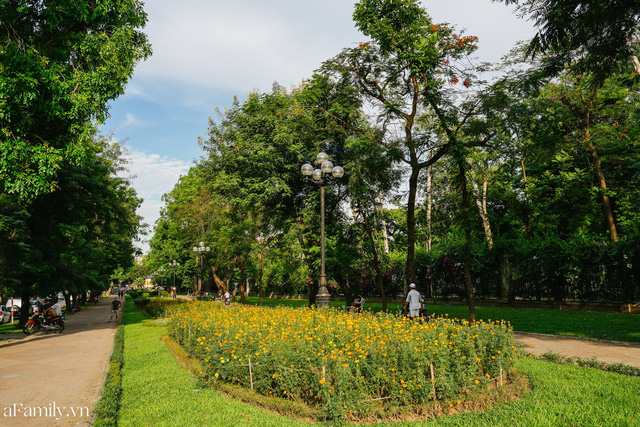 Cầm 4.000 đồng đổi lấy 1 ngày tham quan công viên Thống Nhất, nơi mà người Hà Nội đang dần lãng quên và phát hiện bên trong có nhiều thứ xưa nay đâu có ngờ - Ảnh 4.