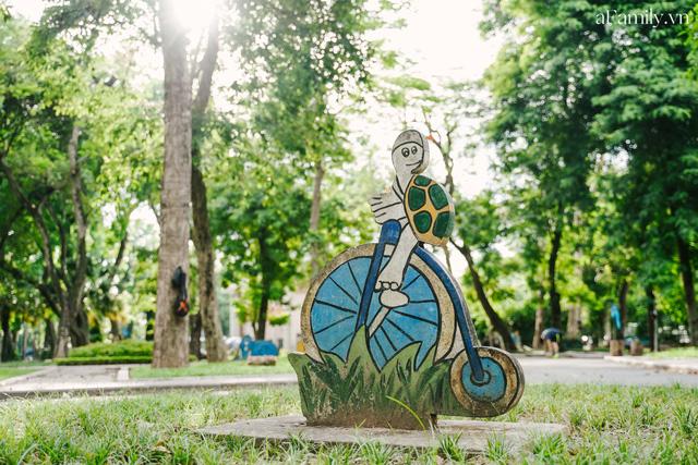 Cầm 4.000 đồng đổi lấy 1 ngày tham quan công viên Thống Nhất, nơi mà người Hà Nội đang dần lãng quên và phát hiện bên trong có nhiều thứ xưa nay đâu có ngờ - Ảnh 32.