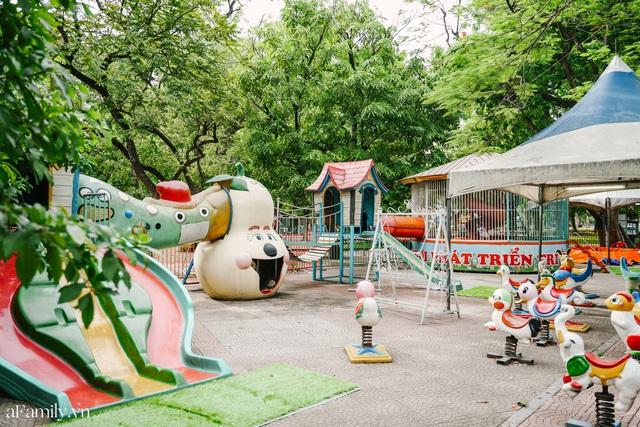 Cầm 4.000 đồng đổi lấy 1 ngày tham quan công viên Thống Nhất, nơi mà người Hà Nội đang dần lãng quên và phát hiện bên trong có nhiều thứ xưa nay đâu có ngờ - Ảnh 33.