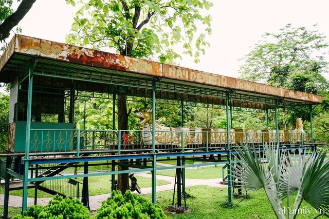 Cầm 4.000 đồng đổi lấy 1 ngày tham quan công viên Thống Nhất, nơi mà người Hà Nội đang dần lãng quên và phát hiện bên trong có nhiều thứ xưa nay đâu có ngờ - Ảnh 34.