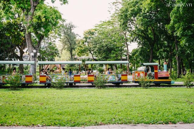 Cầm 4.000 đồng đổi lấy 1 ngày tham quan công viên Thống Nhất, nơi mà người Hà Nội đang dần lãng quên và phát hiện bên trong có nhiều thứ xưa nay đâu có ngờ - Ảnh 36.