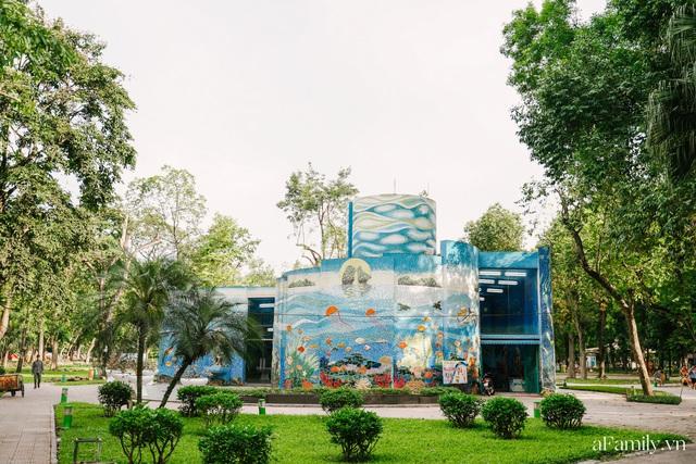 Cầm 4.000 đồng đổi lấy 1 ngày tham quan công viên Thống Nhất, nơi mà người Hà Nội đang dần lãng quên và phát hiện bên trong có nhiều thứ xưa nay đâu có ngờ - Ảnh 38.