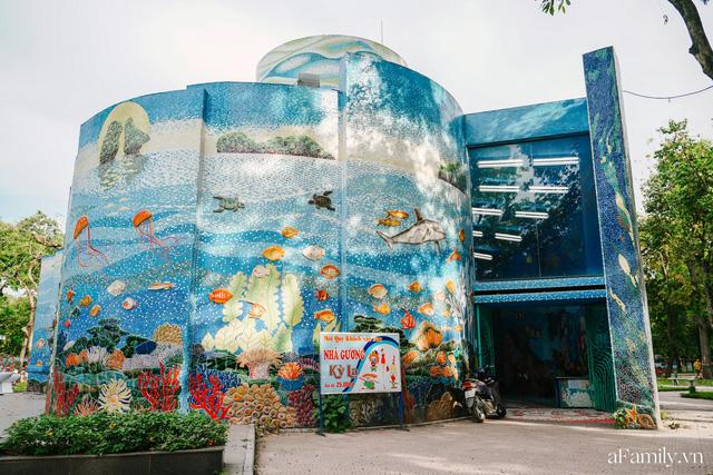 Cầm 4.000 đồng đổi lấy 1 ngày tham quan công viên Thống Nhất, nơi mà người Hà Nội đang dần lãng quên và phát hiện bên trong có nhiều thứ xưa nay đâu có ngờ - Ảnh 39.