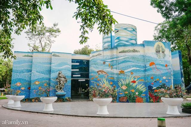 Cầm 4.000 đồng đổi lấy 1 ngày tham quan công viên Thống Nhất, nơi mà người Hà Nội đang dần lãng quên và phát hiện bên trong có nhiều thứ xưa nay đâu có ngờ - Ảnh 40.