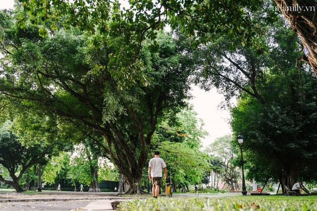 Cầm 4.000 đồng đổi lấy 1 ngày tham quan công viên Thống Nhất, nơi mà người Hà Nội đang dần lãng quên và phát hiện bên trong có nhiều thứ xưa nay đâu có ngờ - Ảnh 5.