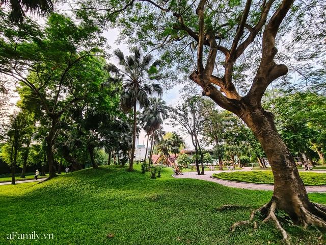 Cầm 4.000 đồng đổi lấy 1 ngày tham quan công viên Thống Nhất, nơi mà người Hà Nội đang dần lãng quên và phát hiện bên trong có nhiều thứ xưa nay đâu có ngờ - Ảnh 48.