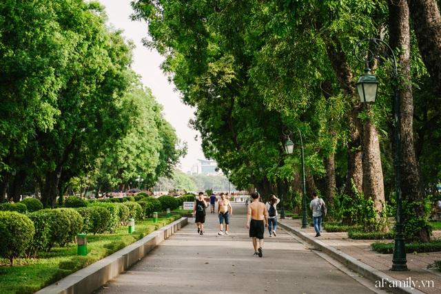 Cầm 4.000 đồng đổi lấy 1 ngày tham quan công viên Thống Nhất, nơi mà người Hà Nội đang dần lãng quên và phát hiện bên trong có nhiều thứ xưa nay đâu có ngờ - Ảnh 6.