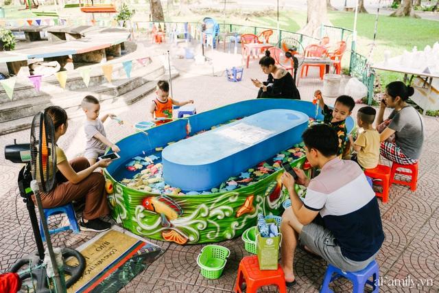 Cầm 4.000 đồng đổi lấy 1 ngày tham quan công viên Thống Nhất, nơi mà người Hà Nội đang dần lãng quên và phát hiện bên trong có nhiều thứ xưa nay đâu có ngờ - Ảnh 52.