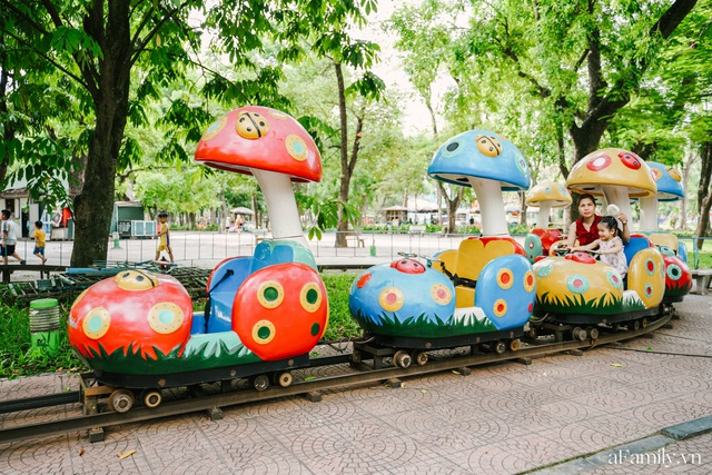 Cầm 4.000 đồng đổi lấy 1 ngày tham quan công viên Thống Nhất, nơi mà người Hà Nội đang dần lãng quên và phát hiện bên trong có nhiều thứ xưa nay đâu có ngờ - Ảnh 53.