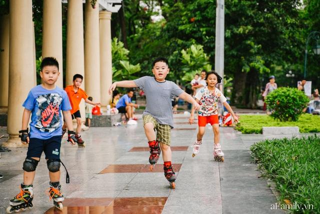 Cầm 4.000 đồng đổi lấy 1 ngày tham quan công viên Thống Nhất, nơi mà người Hà Nội đang dần lãng quên và phát hiện bên trong có nhiều thứ xưa nay đâu có ngờ - Ảnh 59.