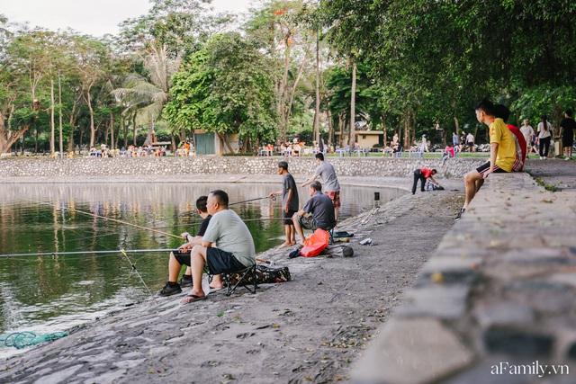Cầm 4.000 đồng đổi lấy 1 ngày tham quan công viên Thống Nhất, nơi mà người Hà Nội đang dần lãng quên và phát hiện bên trong có nhiều thứ xưa nay đâu có ngờ - Ảnh 62.