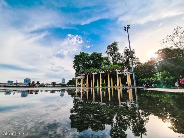 Cầm 4.000 đồng đổi lấy 1 ngày tham quan công viên Thống Nhất, nơi mà người Hà Nội đang dần lãng quên và phát hiện bên trong có nhiều thứ xưa nay đâu có ngờ - Ảnh 65.