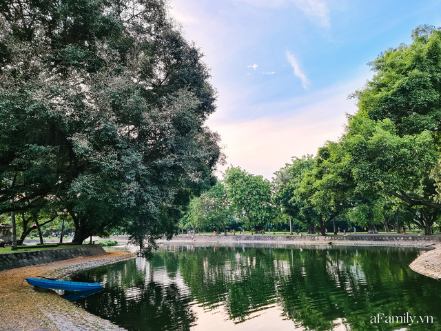 Cầm 4.000 đồng đổi lấy 1 ngày tham quan công viên Thống Nhất, nơi mà người Hà Nội đang dần lãng quên và phát hiện bên trong có nhiều thứ xưa nay đâu có ngờ - Ảnh 74.
