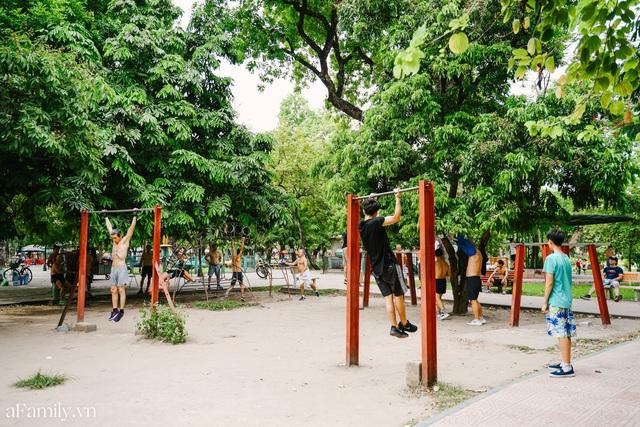 Cầm 4.000 đồng đổi lấy 1 ngày tham quan công viên Thống Nhất, nơi mà người Hà Nội đang dần lãng quên và phát hiện bên trong có nhiều thứ xưa nay đâu có ngờ - Ảnh 9.