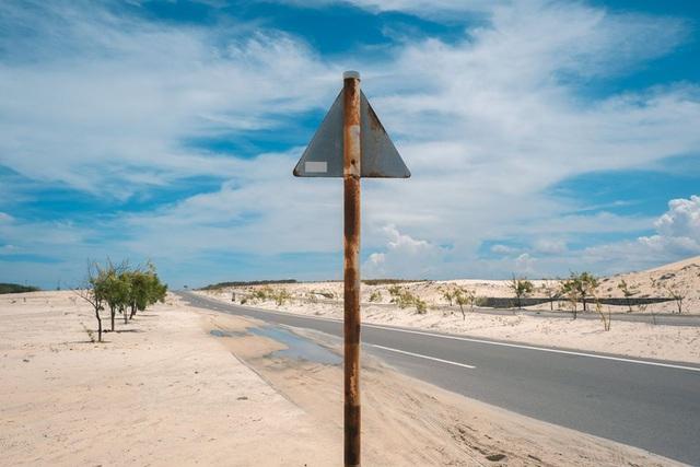 Lạc lối ở Ninh Thuận - vùng đất muốn núi có núi, muốn biển có biển, có cả sa mạc lộng gió nên thơ - Ảnh 4.