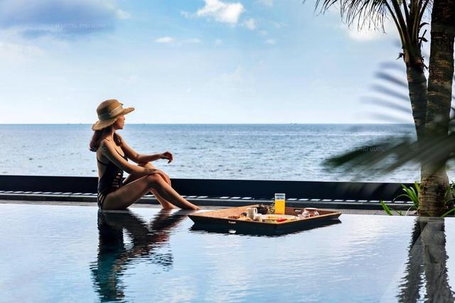 Phú Quốc: Top 3 khách sạn 4 sao giá chỉ từ 1,5 triệu đêm nằm ngay sát biển, ngắm hoàng hôn tuyệt đẹp - Ảnh 4.