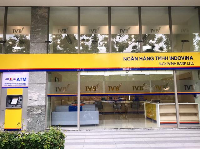 Ngân hàng Indovina Phòng giao dịch Phú Mỹ Hưng chuyển địa điểm từ 15/6 - Ảnh 1.