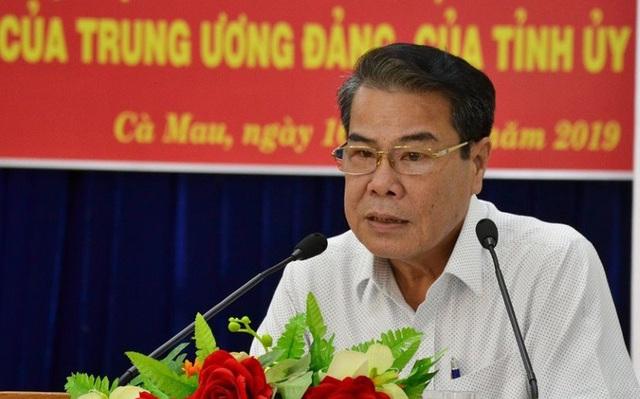 Bí thư Cà Mau được bầu giữ chức Uỷ viên Uỷ ban Thường vụ Quốc hội - Ảnh 1.