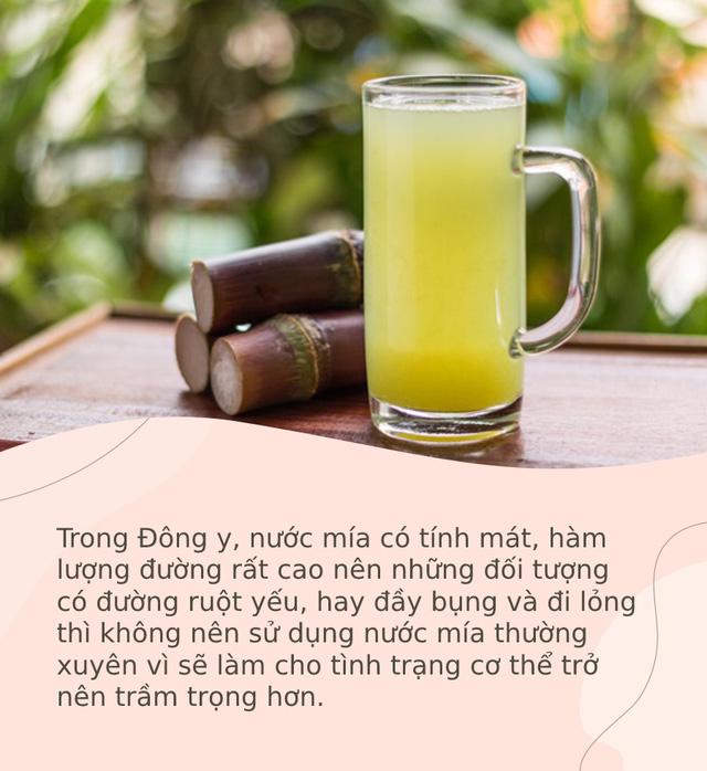 Uống nước mía trong mùa hè: Vừa đã khát lại diệt trừ bệnh tật nhưng nếu thuộc 5 nhóm người sau thì bạn tốt nhất nên nhịn miệng - Ảnh 3.