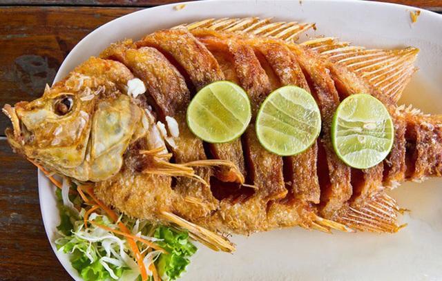 Cá là loại thực phẩm nổi tiếng ngon bổ nhưng có 5 loại cá không nên ăn vì cực nguy hiểm, có thể gây ngộ độc và cả ung thư - Ảnh 4.