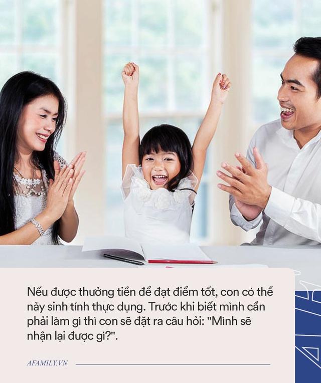 Nếu không muốn con lớn lên nghèo khó thì bố mẹ cần dừng ngay 5 sai lầm nghiêm trọng trong cách dạy dỗ này - Ảnh 2.
