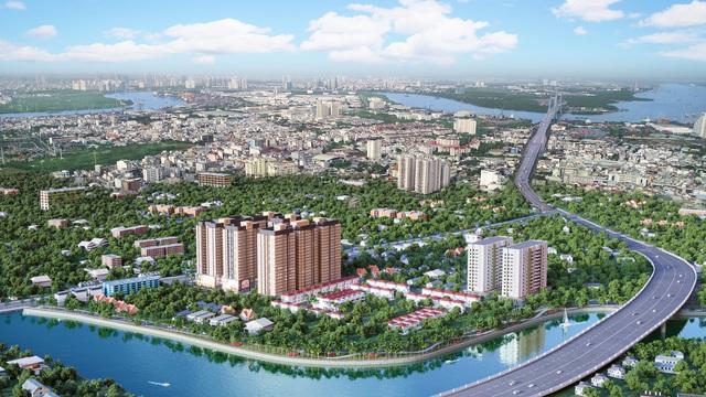 Giá căn hộ khu Nam Sài Gòn vẫn sẽ tiếp tục tăng trong thời gian tới? - Ảnh 1.