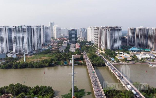 Giá căn hộ khu Nam Sài Gòn vẫn sẽ tiếp tục tăng trong thời gian tới? - Ảnh 2.