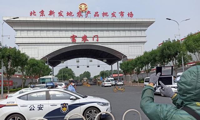 Hé lộ nguồn gốc chủng virus SARS-CoV-2 đang lây lan ở Bắc Kinh - Ảnh 1.