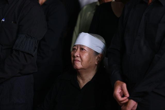 [Ảnh] Xúc động, nghiêm trang lễ tang người thầy của những nhà tình báo huyền thoại Trần Quốc Hương - Ảnh 21.