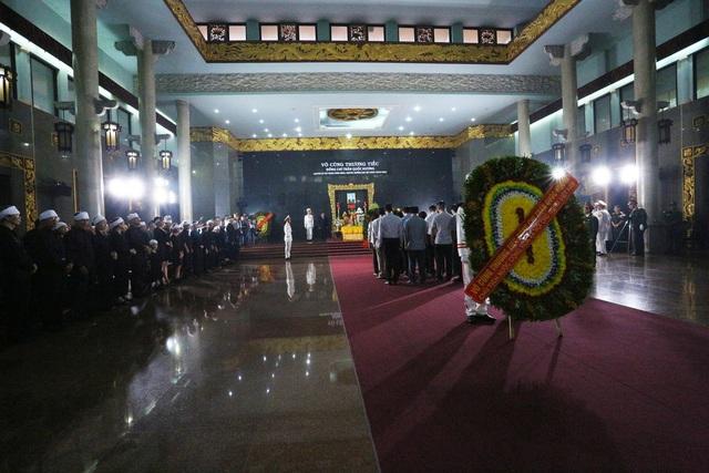 [Ảnh] Xúc động, nghiêm trang lễ tang người thầy của những nhà tình báo huyền thoại Trần Quốc Hương - Ảnh 29.
