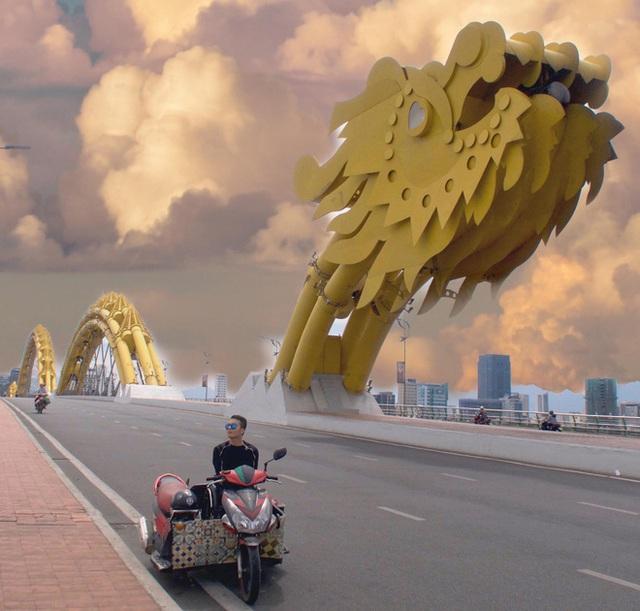 Đi phượt 30 tỉnh/thành bằng xe lăn, nam thanh niên 29 tuổi mong có bằng lái quốc tế để chinh phục các nước láng giềng - Ảnh 8.