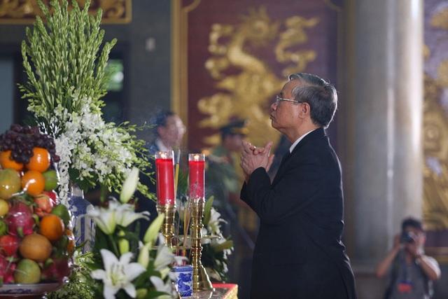 [Ảnh] Xúc động, nghiêm trang lễ tang người thầy của những nhà tình báo huyền thoại Trần Quốc Hương - Ảnh 8.