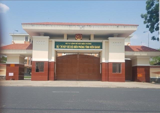 Sai phạm nghiêm trọng, nhiều lãnh đạo Bộ đội Biên phòng Kiên Giang bị kỷ luật  - Ảnh 1.
