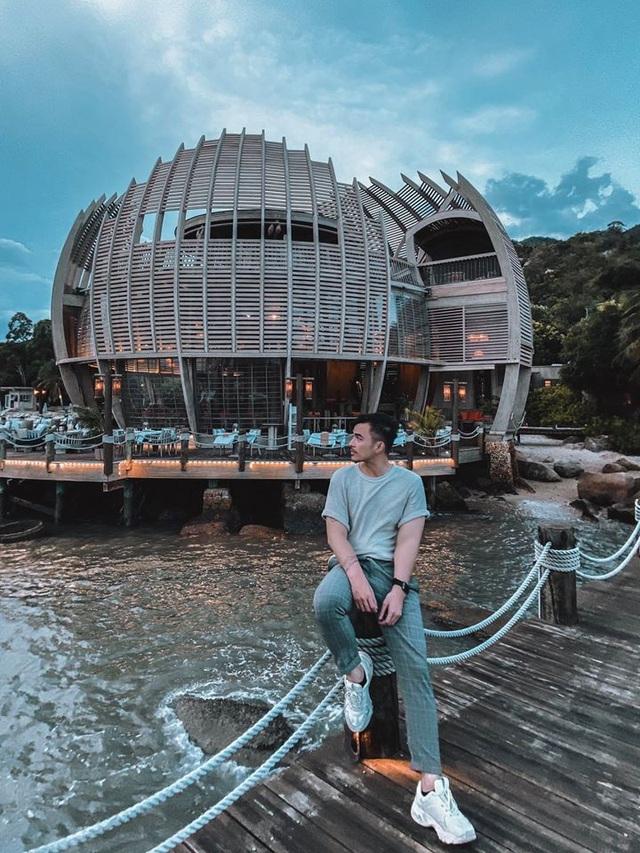Sau chuyến đi thỏa mãn tại vịnh Ninh Vân, blogger Lý Thành Cơ gợi ý resort 5 sao cho các cặp đôi: Lãng mạn, yên bình, dịch vụ độc đáo tuyệt vời! - Ảnh 4.