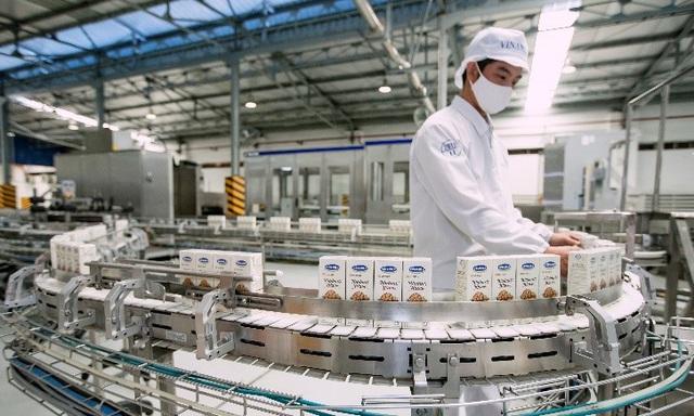 Vinamilk là doanh nghiệp đầu tiên của Việt Nam được cấp phép xuất khẩu sản phẩm sữa vào Nga và Liên minh Kinh tế Á Âu - Ảnh 1.