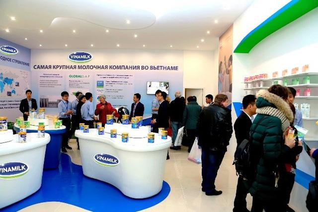 Vinamilk là doanh nghiệp đầu tiên của Việt Nam được cấp phép xuất khẩu sản phẩm sữa vào Nga và Liên minh Kinh tế Á Âu - Ảnh 3.
